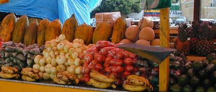 De drijvende markt