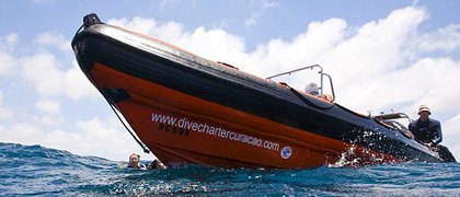 Dive Charter Curacao