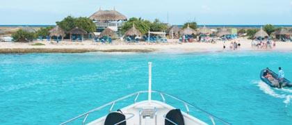 Klein Curacao Boottrip